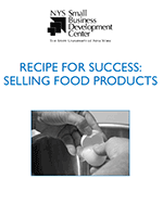 Recipe for Success: Selling Food Products